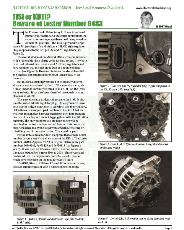 Article Image: Hitachi Alternator Wiring Plug Pinout At Johnprice.co