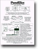 Penntex Alternator Wiring Diagram